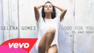 Selena Gomez torna con il nuovo singolo Good For You ft. A$AP Rocky