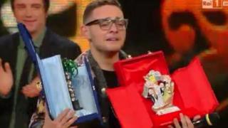 Il vincitore fra le Nuove Proposte a Sanremo 2014 è Rocco Hunt (video)