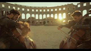 2CELLOS - Now We are Free (Video ufficiale e testo)