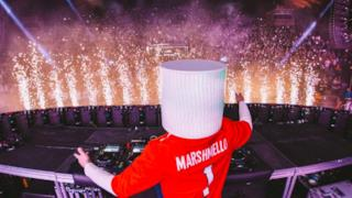 Marshmello @ Red Rocks Amphitheatre 2017