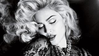 Madonna scandalizza in Francia e zittisce Fabio Fazio (video)