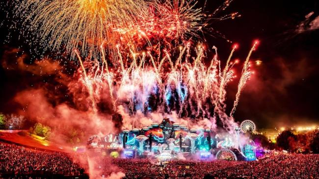 Dimitri Vegas & Like Mike @ Tomorrowland Belgium 2018