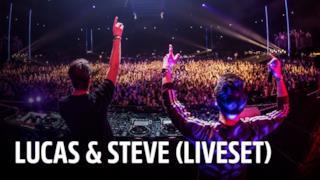 Lucas & Steve (Live-set)   538Jingleball 2017