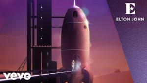 Elton John - Rocket Man (Video ufficiale e testo)