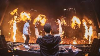 Afrojack Live At Ultra Music Festival Miami 2018