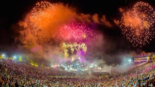 Dimitri Vegas & Like Mike - Live at Tomorrowland 2016