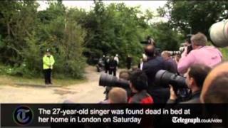 Funerale Amy Winehouse (VIDEO)