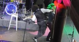 Il rapper Afroman arrestato per aver picchiato una fan durante il concerto