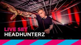 Headhunterz (DJ-set LIVE @ ADE) | SLAM!