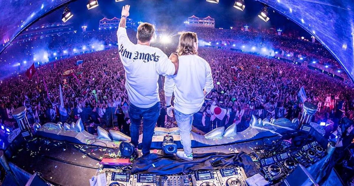 Axwell Λ Ingrosso @ Tomorrowland Belgium 2017 | AllSongs