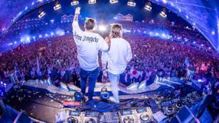 Axwell Λ Ingrosso @ Tomorrowland Belgium 2017