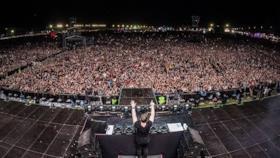 Hardwell - Lollapalooza Argentina - 2018 - SR.RECORDS