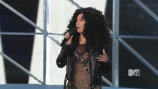 Cher and Lady Gaga on '2010 MTV VMAs' 9/12/10