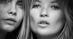 Canzone spot Burberry settembre 2014 con Cara Delavigne e Kate Moss