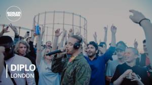 Diplo Rooftop Party Mix - Boiler Room London