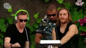 Afrojack x David Guetta x Nicky Romero - Tomorrowland 2013