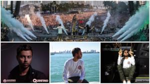 Quintino @ Ultra Music Festival Miami 2018 (UMF Radio Stage)