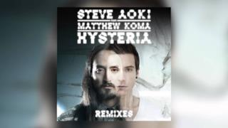 Steve Aoki - Hysteria (feat. Matthew Koma) (Video ufficiale e testo)