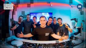 Hardwell On Air 350 - LIVE from Amsterdam #HOA350