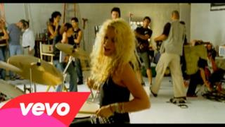 Shakira - Que Me Quedes Tu (Video ufficiale e testo)