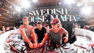 Swedish House Mafia @ Madison Square Garden 2011