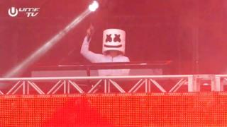 Marshmello - Live @ Ultra Music Festival Japan 2016