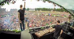 W&W Tomorrowland 2015