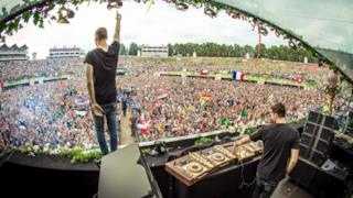 W&W Tomorrowland 2015