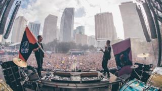 Galantis - Live @ Ultra Music Festival 2017