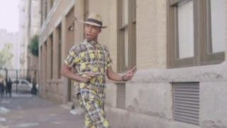 Pharrell Williams - Happy canzone Cattivissimo me