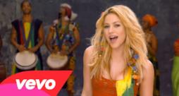 Waka Waka - Shakira (Official Video HD)