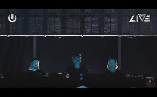 Swedish House Mafia - Live @ Ultra Music Festival One Last Tour 2013