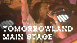 Steve Aoki - Tomorrowland 2014