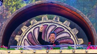 TomorrowWorld 2015 | Benny Benassi