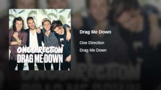 One Direction - Drag Me Down (Video ufficiale e testo)