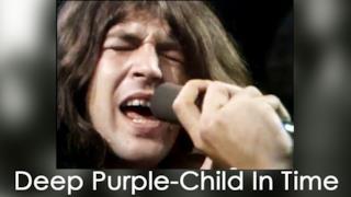 Deep Purple - Child In Time (Video e testo)