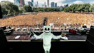 Marshmello @ Lollapalooza 2016 (Chicago, USA)