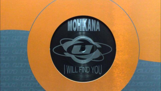 MOHIKANA - I Will Find You