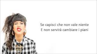 Baby K ft. Tiziano Ferro - Sei Sola \\ Testo nuovo singolo 2013