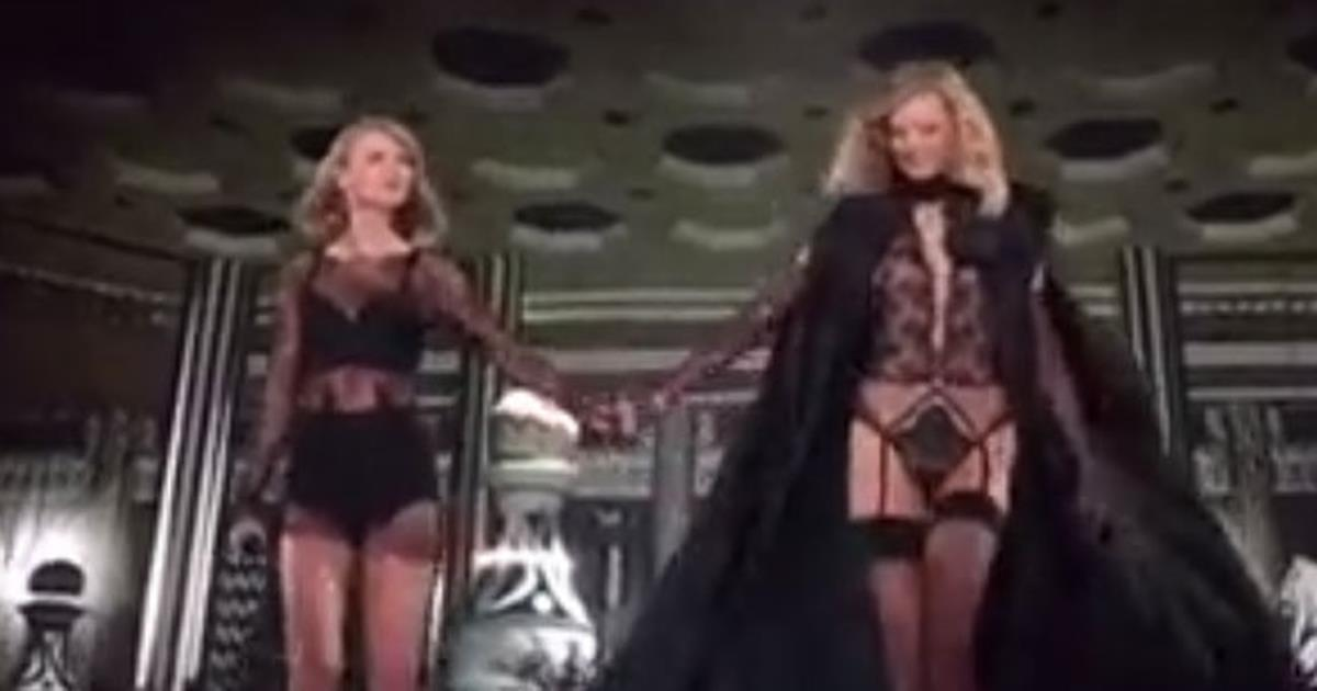 Taylor Swift Style Live Victoria 39 S Secret Fashion Show 2014 Video Allsongs