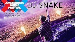 DJ Snake - Live @ Amsterdam Music Festival   | 2015 |