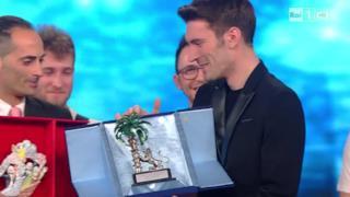 Sanremo 2015, Giovanni Caccamo è il vincitore tra le Nuove Proposte (video)