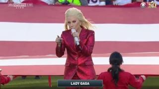 Lady Gaga Super Bowl 50