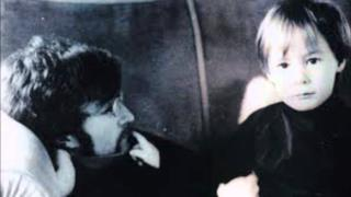 Julian Lennon & John Lennon slideshow