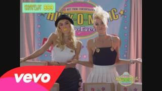 NERVO - Hey Ricky feat. Kreayshawn, Dev, Alisa (video ufficiale e testo)