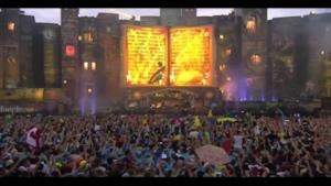 Ingrosso & Alesso - Calling (Lose My Mind) ft. Ryan Tedder  @ Tomorrowland 2012