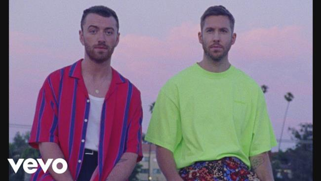 Calvin Harris - Promises (Video ufficiale e testo)