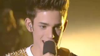 Luca canta Stole the show a X Factor 9 (VIDEO)