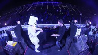 Marshmello Electric Daisy Carnival Las Vegas 2016
