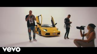 Gue' Pequeno - Lamborghini (feat. Sfera Ebbasta & Elettra Lamborghini) [RMX] (Video ufficiale e testo)